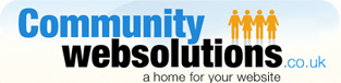 Community WebSolutions - Website Hosting Solutions